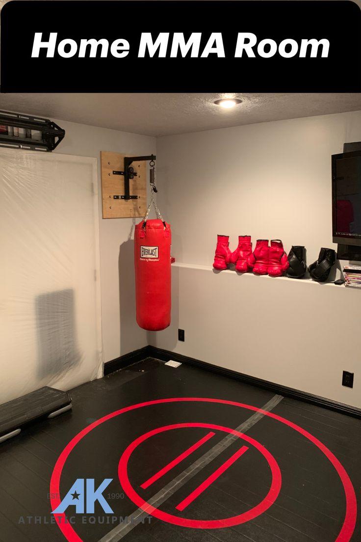 "Wrestling Room Design: 8' X 8' X 1 3/8"" Roll-Up Wrestling Mat"