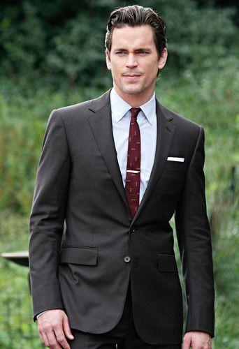 Neal Caffrey (Matt Bomer) #WhiteCollar