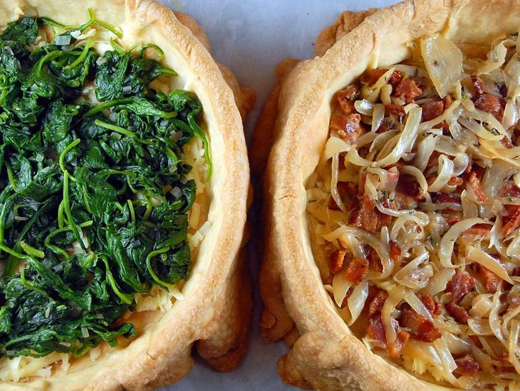 Quiche Recipes From Le Bouchon Lorraine And Florentine