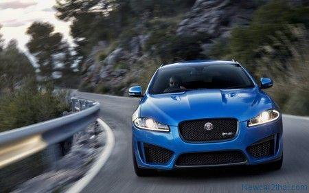 เปิดม่านสำหรับ Jaguar XFR-S Sportbrake 2014
