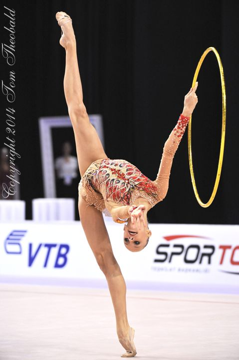 Yana Kudryavtseva (Russia) # World Championship 2014 in Izmir, Turkey