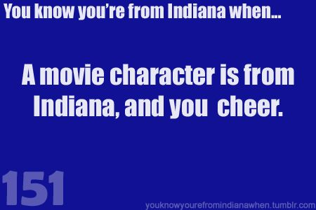 YES (or Central, IL, like when Lincoln mentioned Metamora, IL, in the movie Lincoln)!