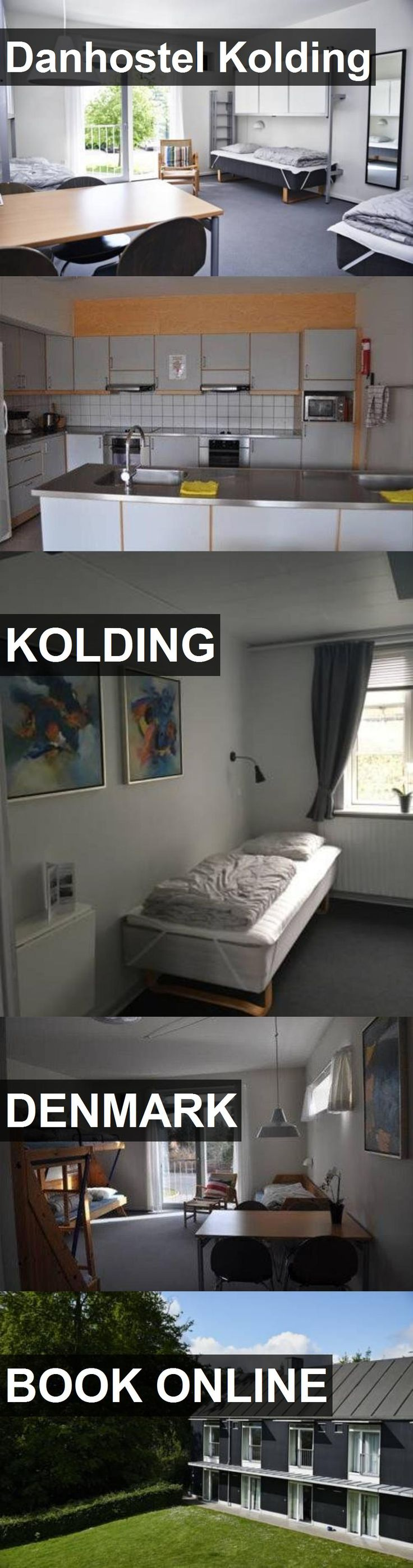 Danhostel Kolding in Kolding, Denmark. For more information, photos, reviews and best prices please follow the link. #Denmark #Kolding #travel #vacation #hostel