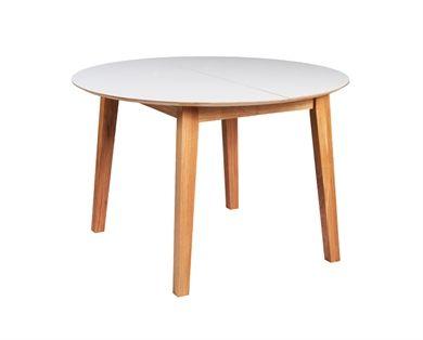 Form matbord runt 110