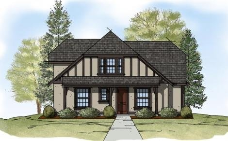 8 best european home plans images on pinterest blueprints for monterey plan by rainey homes malvernweather Gallery