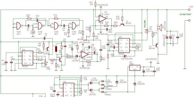 PI Polonês - Construa seu Detector de Metal
