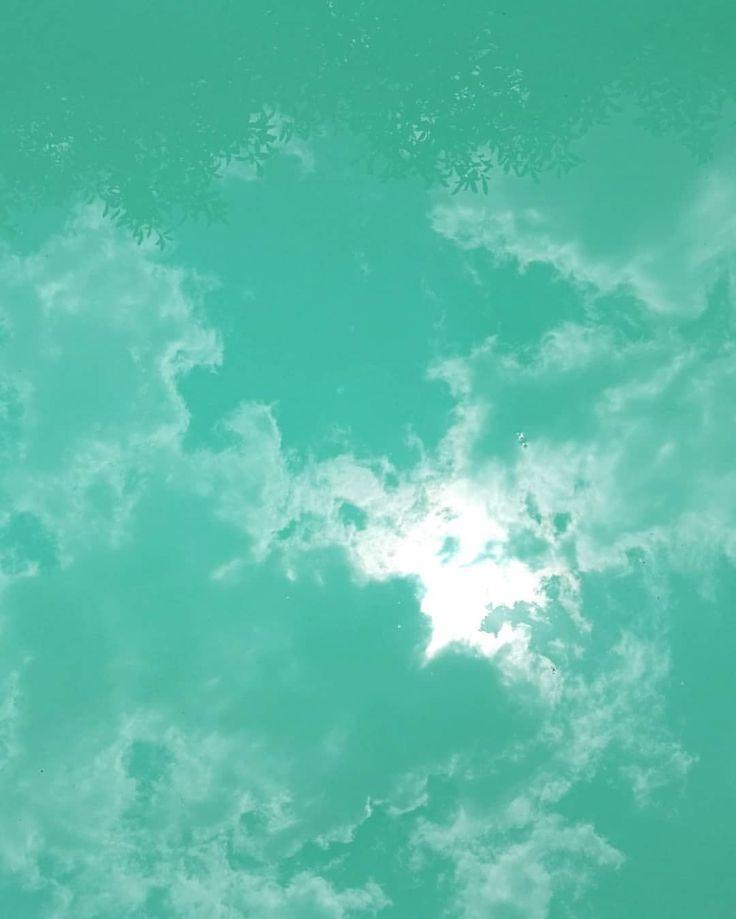 """""""I'm a little bit hemmed in…A little bit isolated…A little bit hopeful. A little bit calm…"""" #onagoodday #aboveandbeyond #water #wateredge #pool #poolside #swimming #swimmingpool #reflejo #reflection..."""