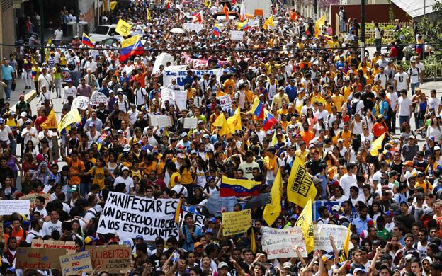 Diario La Verdad - Estudiantes vuelven a las calles este miércoles