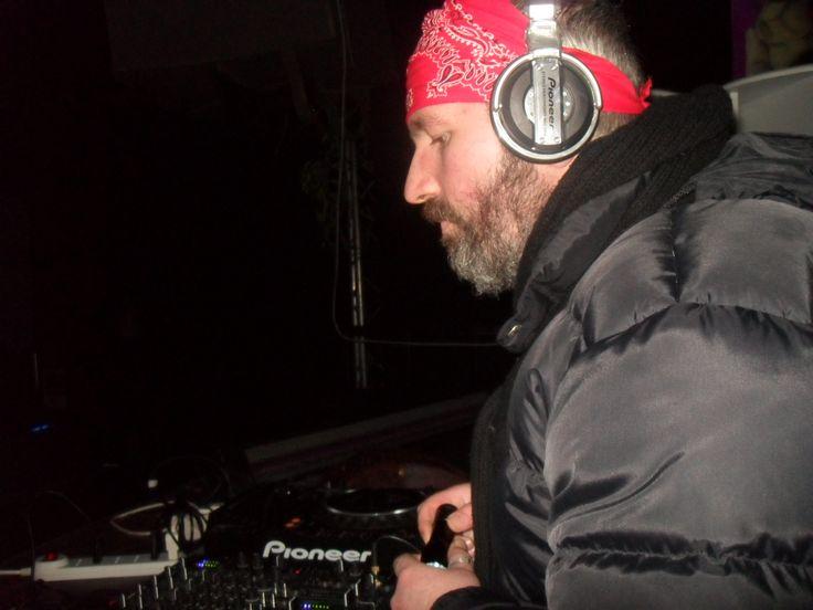 Milan...consolle DJ Set. NYE 2014 & NYD 2015
