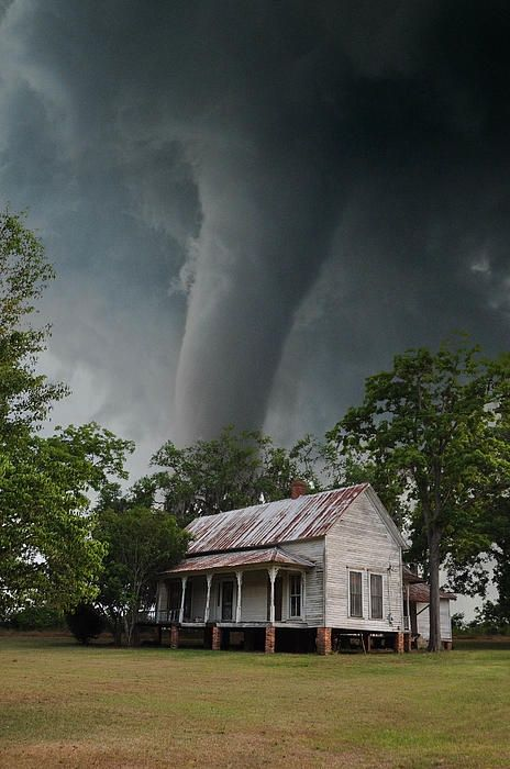 Mother Nature S Fury