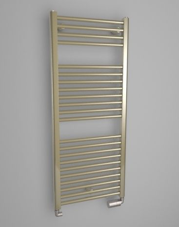 HOTHOT radiator Pearl Bath – this combines classic style, simplicity, and an innovative design. Customers who like classic style appreciate the straight horizontal smooth tubes, fastened to rounded profiles. This simple style is always current.