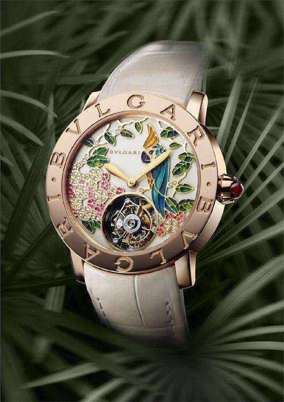 Bulgari's New Female Watches