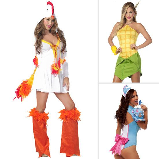 sexy halloween costumes gone wrong win the best costume prize visit httpadult - Skimpy Halloween Outfits