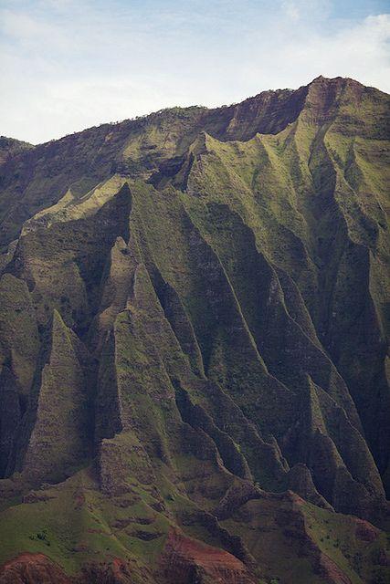 Na Poli coast of Kauai: Mountain, Favorite Places, Nature, Beautiful, Travel, Earth, Landscapes, Space, Hawaii