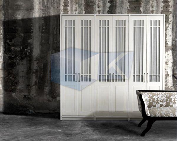 29 best images about armarios empotrados on pinterest un for Puertas acristaladas interior