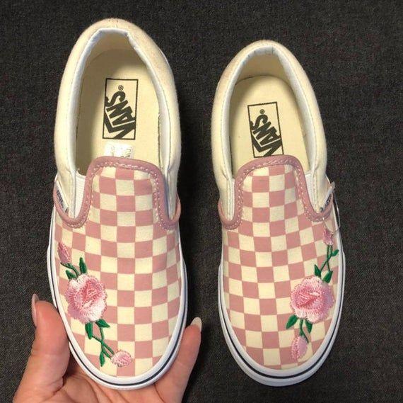 Pink vans, Kid shoes, Vans shoes women