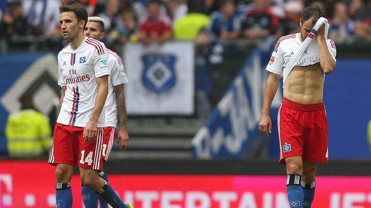 Paderborn cria vitória histórica Hamburger SV - SC Paderborn 0:3 (0:1)