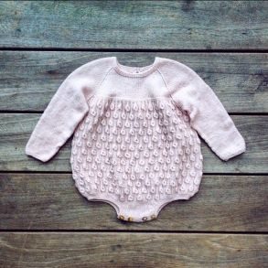 Knitting for Olive: BØNNESPIREDRAGT strikkeopskrift
