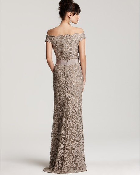 Taupe lace dress if it was shorter bridesmaid dress for Taupe lace wedding dress