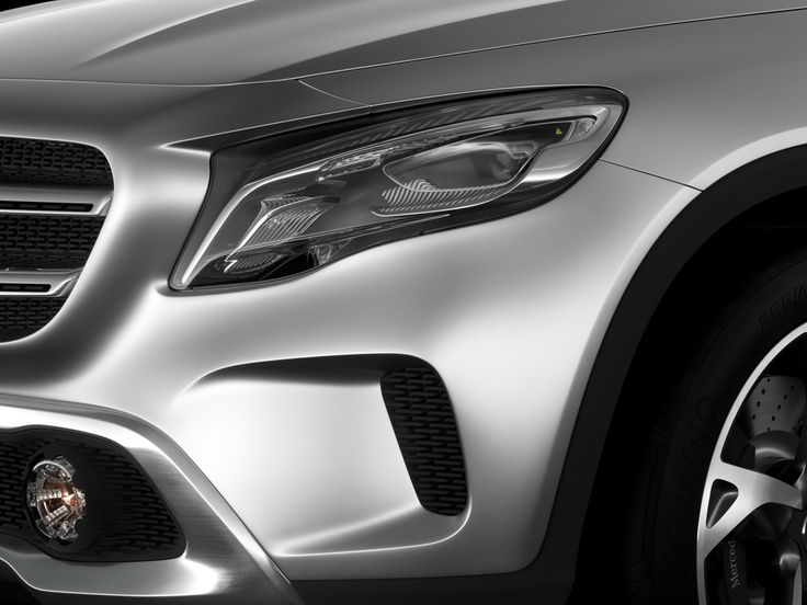 Mercedes-Benz Concept GLA: Escape the everyday