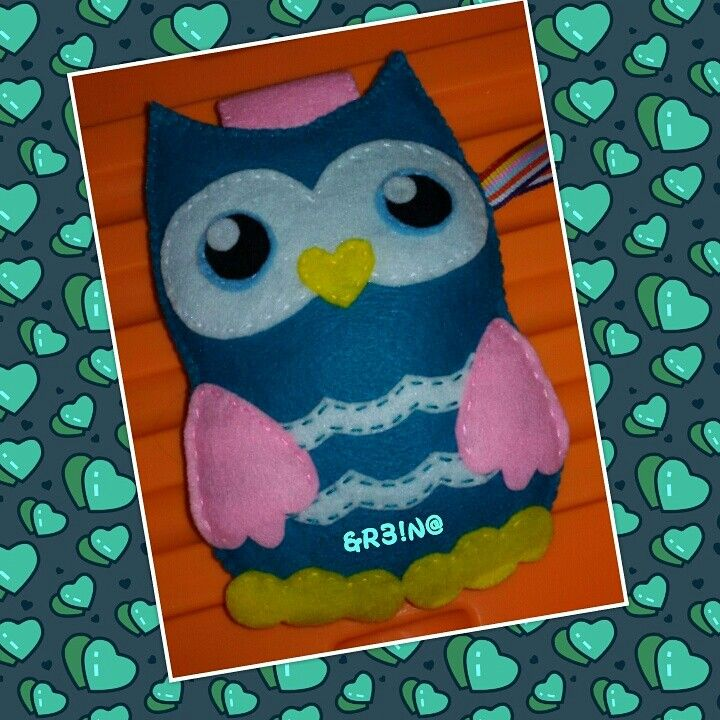 Pouch Hp....OWL