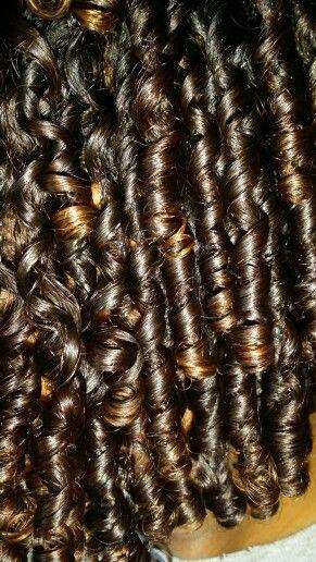 Finger Coils On Natural Hair Natural Hair Pinterest