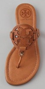 My Style  Tory Burch sandals !