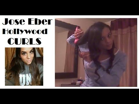 Jose Eber Hollywood Curls | Glam