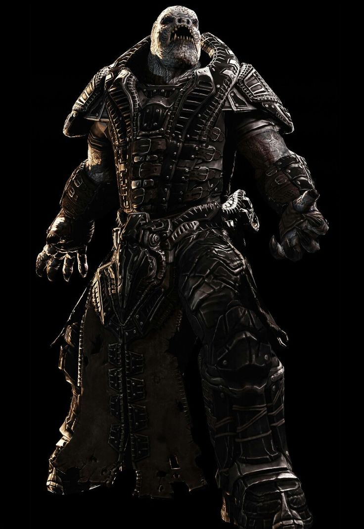 "General RAAM (Guest character from ""Gears of War"")"
