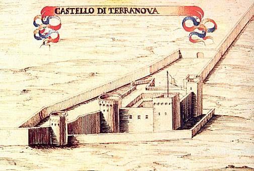 castello di Terranova Gela