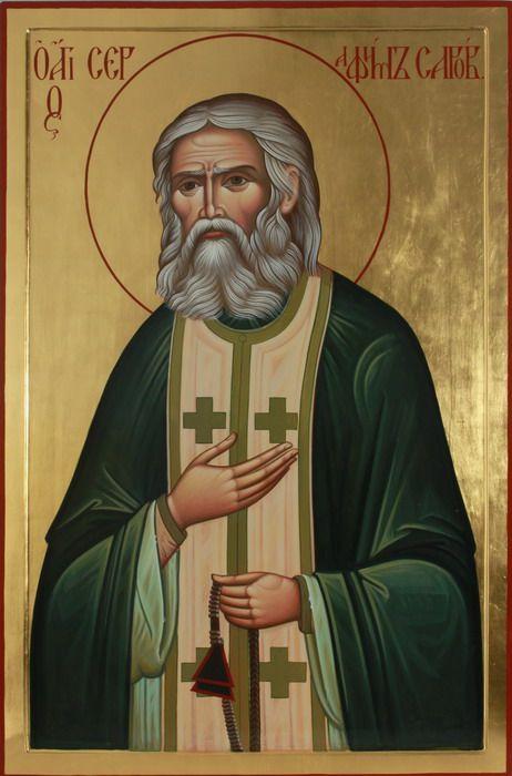 San Serafino di Sarov