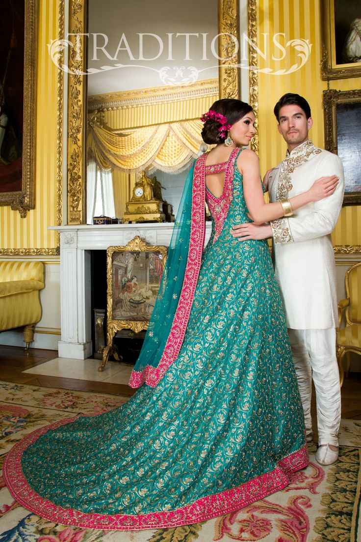 58 best asian indian and pakistani bridal wear images on for Pakistani wedding traditions