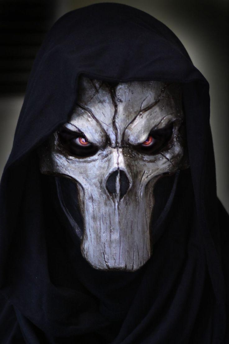 Death mask by Psychopat6666.deviantart.com on @deviantART