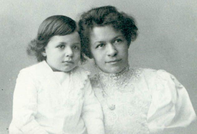 La mujer más inteligente del mundo que vivió a la sombra de Einstein