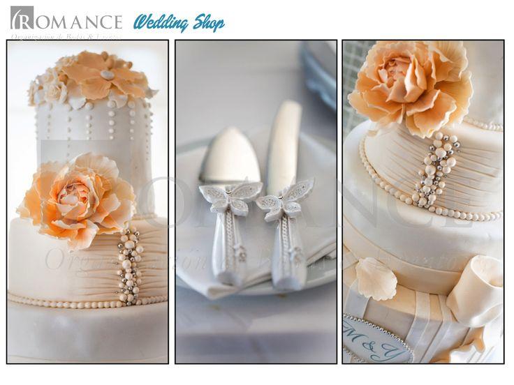 Cuchillos para tarta-Knife for wedding cake