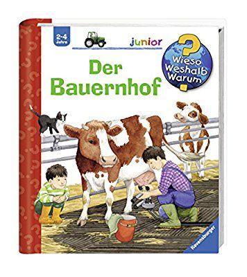 Der Bauernhof (Wieso? Weshalb? Warum? junior, Band 1): Amazon.de: Katja Reider, Anne Ebert: Bücher