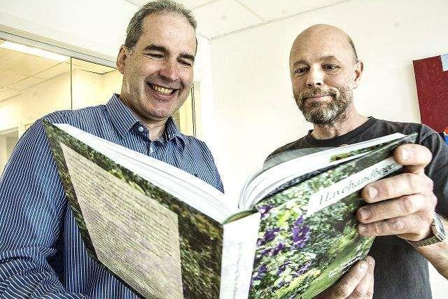 Bogvinder giver navne til nye Kongsholmsøer