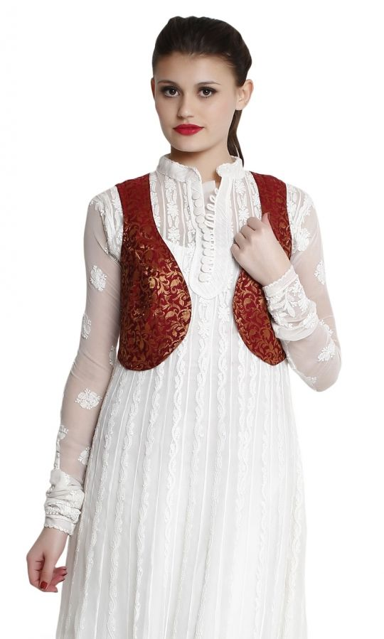 Mughl-e-azam waistcoat online shopping India | The Gud Look | Sweet Couch
