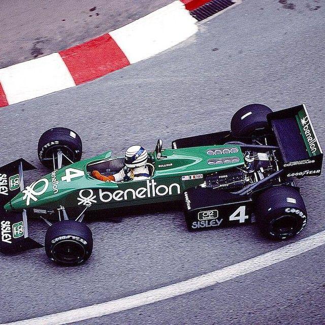 Danny Sullivan Tyrrell 011 1983 RACER Magazine @racermag Instagram photos | Websta (Webstagram)