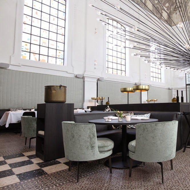 #thejane #antwerp #pietboon #studiojob #restaurant #antwerpen #belgium #design http://leemconcepts.blogspot.nl/2015/04/binnenkijken-bij-sterrenchef-sergio.html