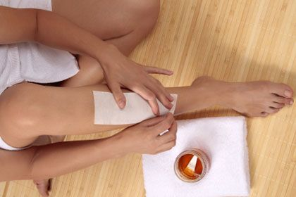 DO: Prevent ingrown hair by exfoliating and moisturizing, The Dos and Don'ts of At-Home Waxing