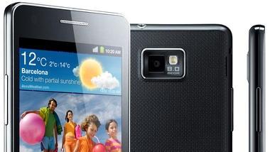 Samsung Galaxy S2 AARRGGHH sooo want!