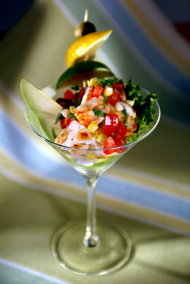 Lobster martini | Recipe | Lobster appetizers, Appetizer