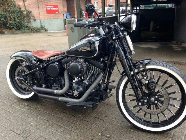 Harley davidson softail springer bobber