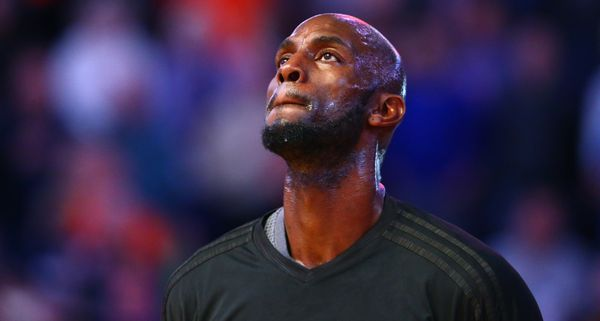 Garnett, 40, is the second-oldest player in the NBA, behind Andre Miller.
