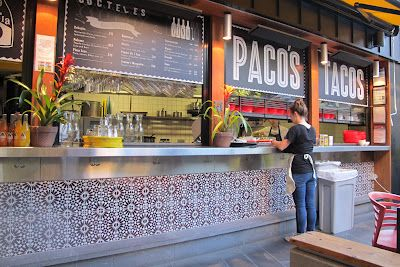 Alphie in the Kitchen: Paco's Tacos, MoVida Terraza, Melbourne