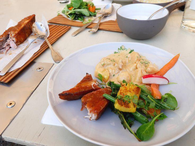 Delish Finnish food at Kakolanruusu, Turku, Finland
