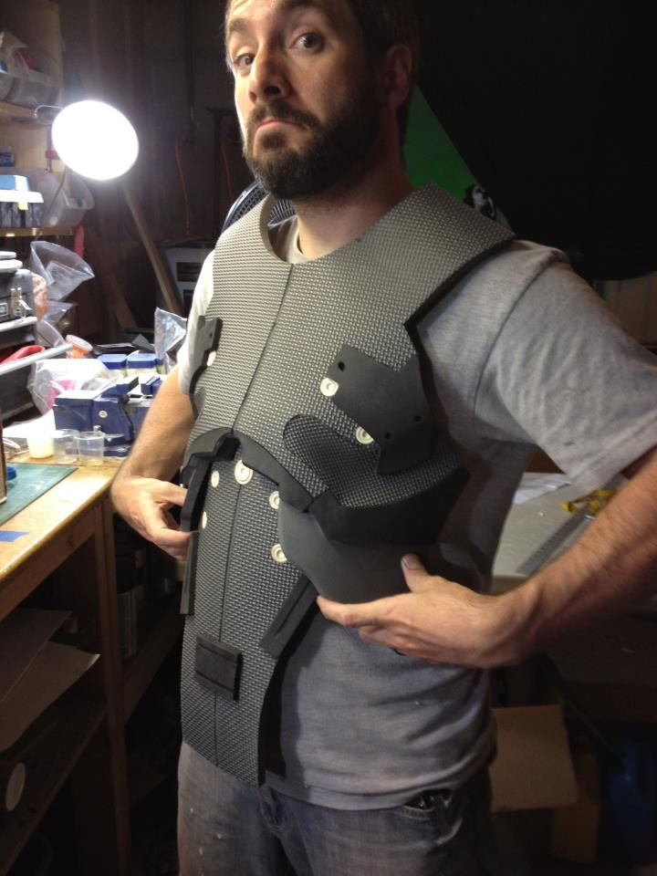 Mass Effect Defender build