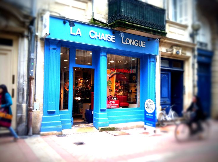 7 best magasins en france images on pinterest shops diners and restaurant - Magasin la chaise longue paris ...