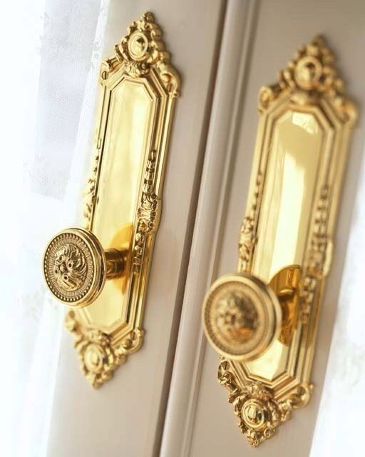 European Design Black Villa Outside Gate Flowers Carving: 38 Best Door Knobs Images On Pinterest